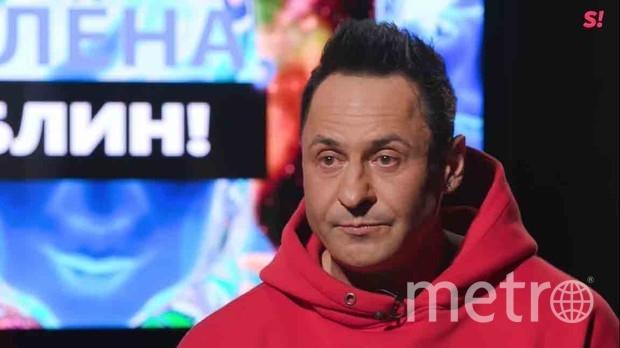"""Стас Костюшкин на шоу """"Алёна, блин!"""". Фото скриншот видео YouTube."""