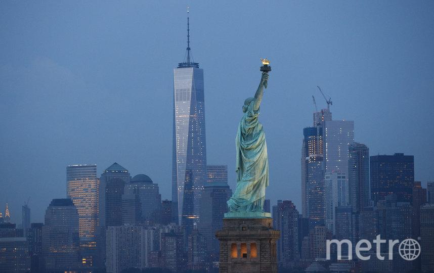 Нью-Йорк стал одним из центров впышки Covid-19 в стране. Фото Getty