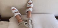 Ножки в босоножках: 8 моделей обуви, которую мы будем носить этим летом