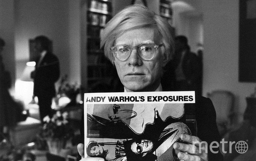 Энди Уорхол. Фото Getty
