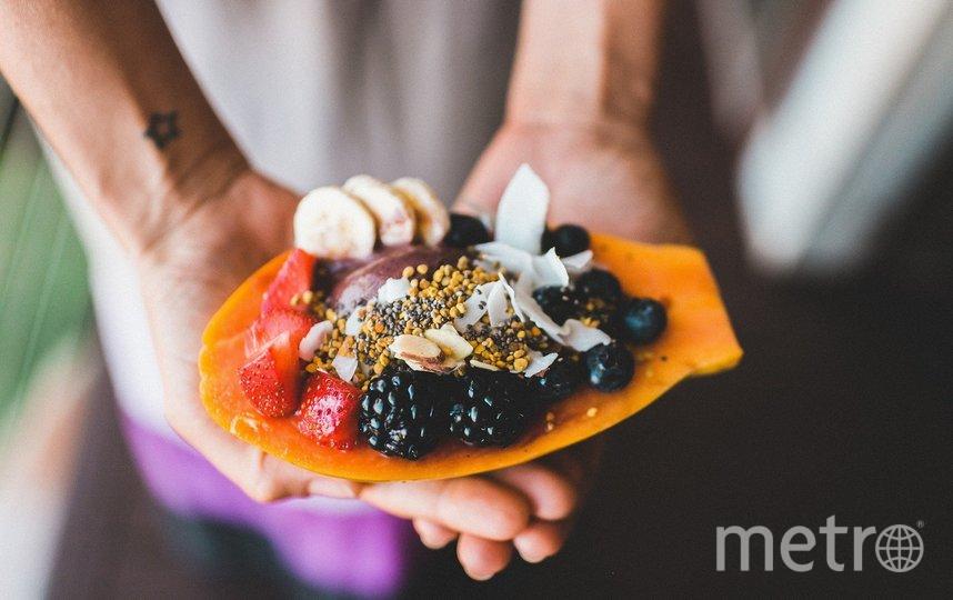 Здоровое питание. Фото Pixabay