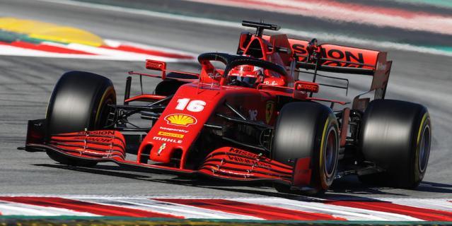 """""""Формула-1"""" вернётся в начале июля."""