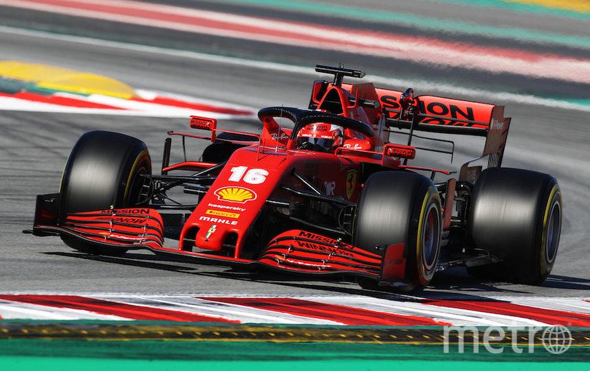 """""""Формула-1"""" вернётся в начале июля. Фото Getty"""