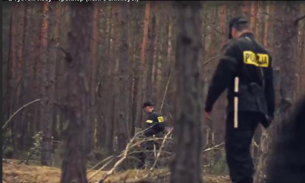 """Премьера сериала """"В глухом лесу"""" состоится 12  июня. Фото кадр из сериала   скриншот"""