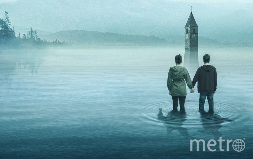 """Премьера сериала """"Затопленный город"""" состоится 10 июня. Фото кадр из сериала   скриншот"""