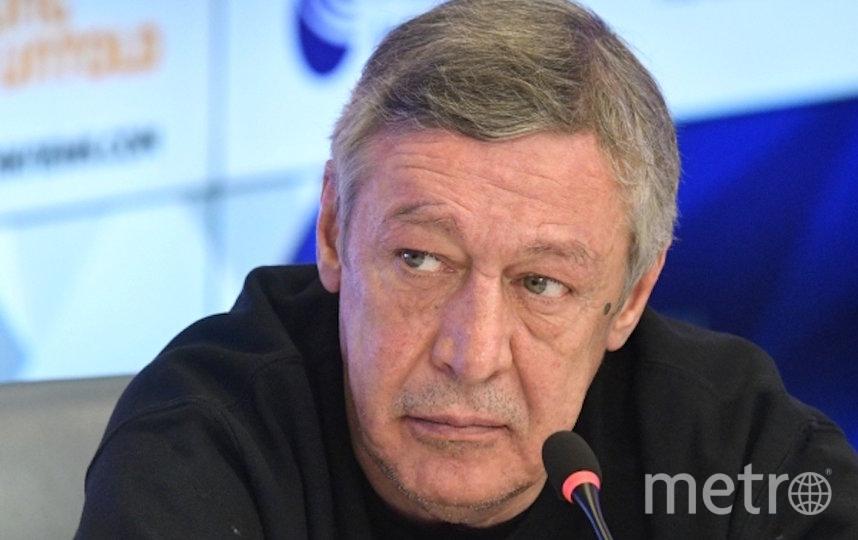 Михаил Ефремов. Фото РИА Новости