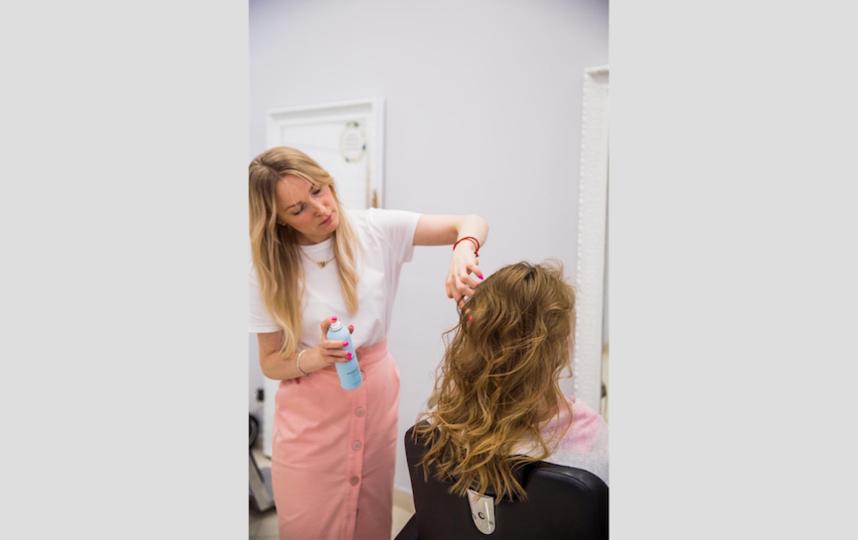 "Василина Жило, стилист-парикмахер. Фото фото предоставлено героем материала, ""Metro"""