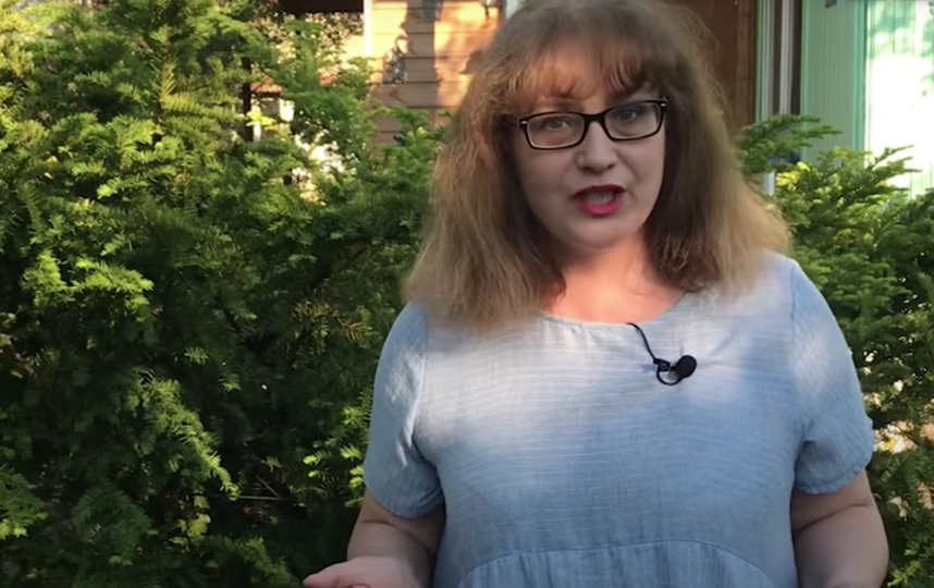 Татьяна Гартман. Фото скриншот видео YouTube.
