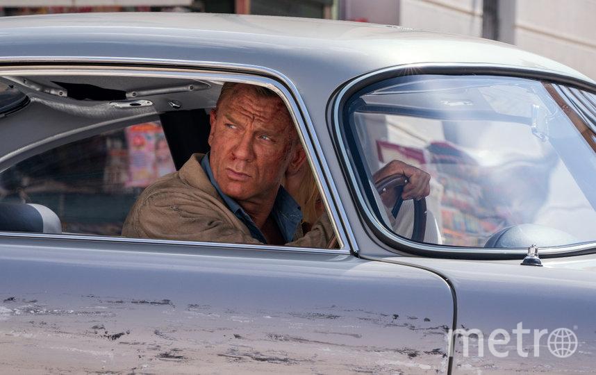 """Кадр из фильма """"Не время умирать"""". Фото UPI, kinopoisk.ru"""