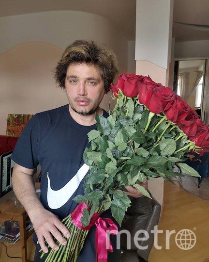 Рустам Солнцев. Фото instagram.com/rustamsolncev_.