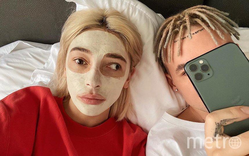 """Настя Ивлеева и Элджей. Фото www.instagram.com/_agentgirl_/, """"Metro"""""""