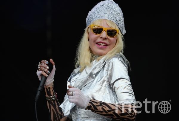 Жанна Агузарова. Фото Максим Блинов., РИА Новости
