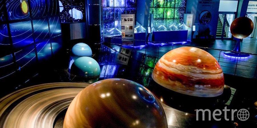 Московский планетарий считается самым современным в России технически оснащённым научно-просветительским центром по астрономии. Фото mos.ru