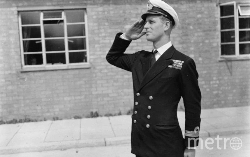 Принц Филипп 1947 год. Фото Getty