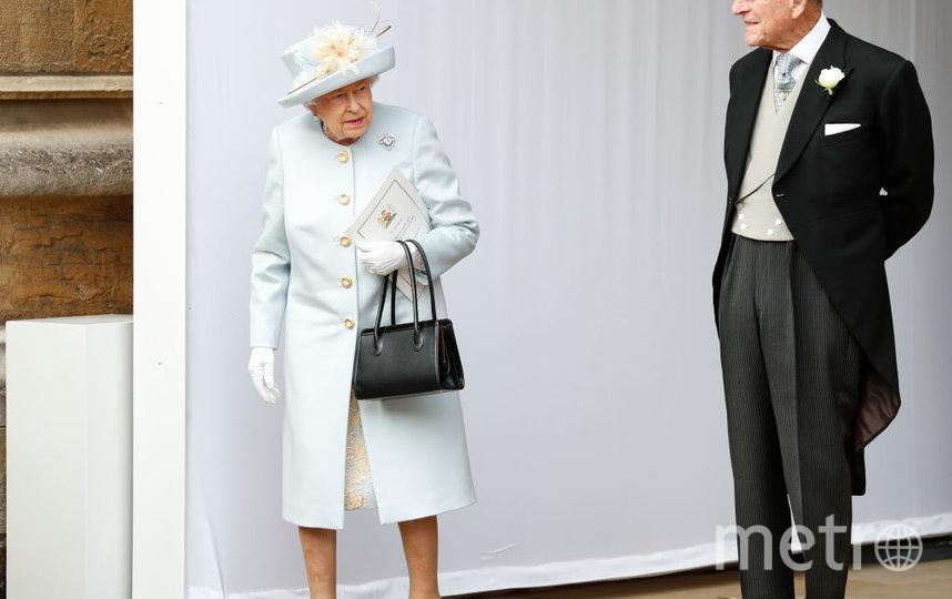 Королева с супругом в 2018 году. Фото Getty