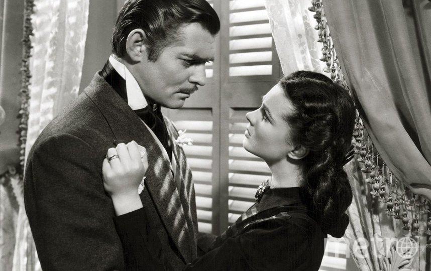 """Кадр из фильма """"Унесённые ветром"""" (1939). Фото kinopoisk.ru"""