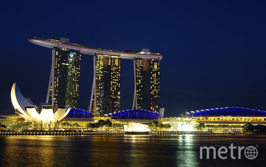 Сингапур. Фото Pixabay