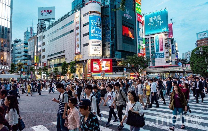 Япония. Фото Pixabay