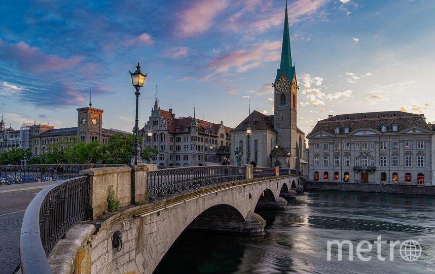 Швейцария. Фото Pixabay