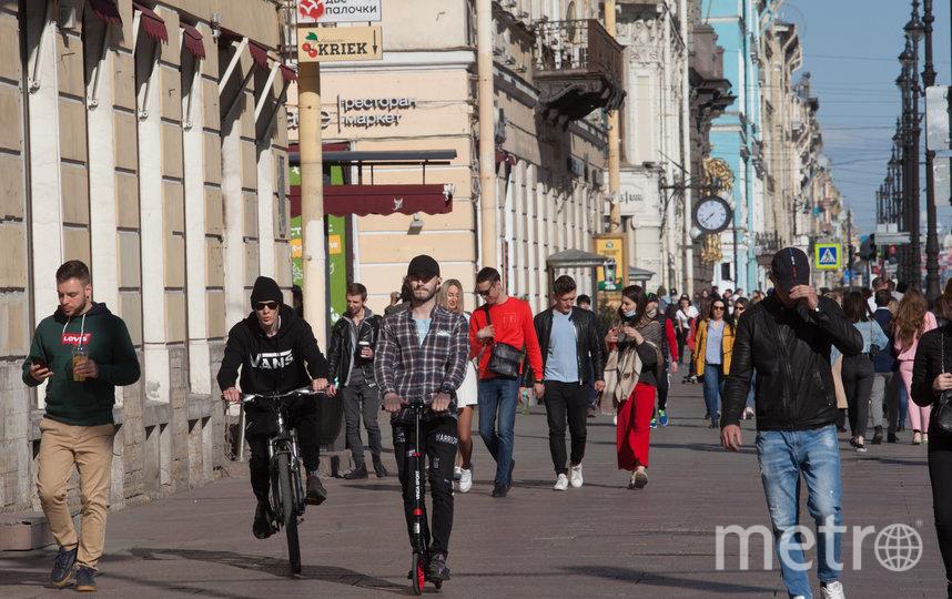 """Улицы Санкт-Петербурга. Фото Святослав Акимов, """"Metro"""""""