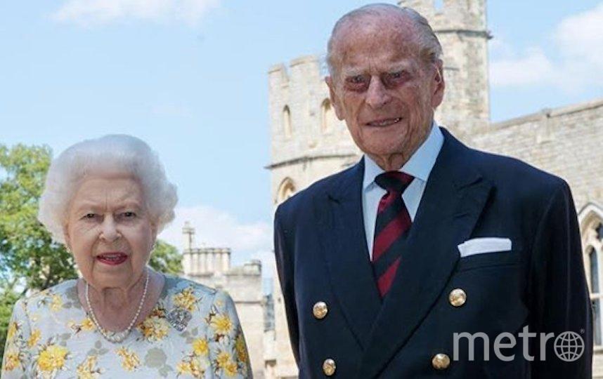 Елизавета II и принц Филипп на фотографии в честь дня рождения герцога Эдинбургского. Фото Instagram @theroyalfamily