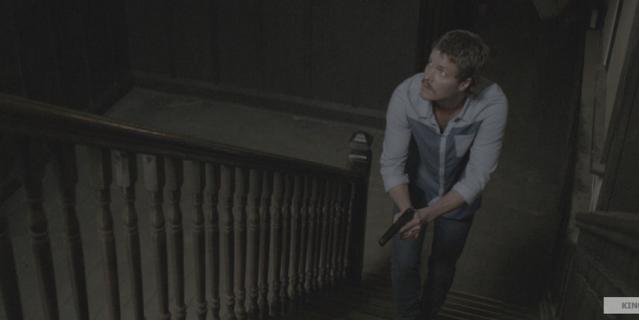 """Кадр из фильма """"Чужие""""."""