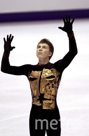 Алексей Ягудин на победной Олимпиаде. Фото Getty