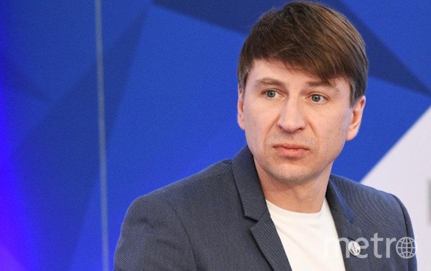 Алексей Ягудин. Фото РИА Новости