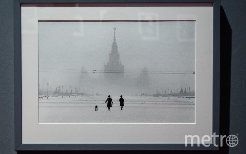 """Самые знаменитые фото покажут в Манеже в Петербурге. Фото magnum photos, """"Metro"""""""