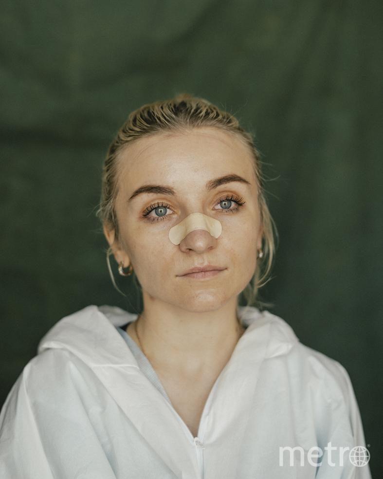 «Медсестра Маргарита Соколова». Нанна Хайтманн, 2020 г. Фото magnum photos