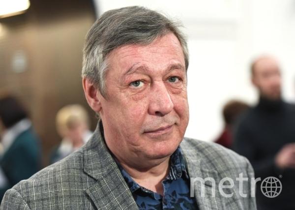 Михаил Ефремов. Фото Сергей Пятаков., РИА Новости