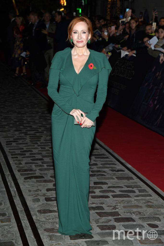 Джоан Роулинг. Фото Getty