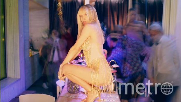 Вера Брежнвеа. Фото скриншот видео YouTube.