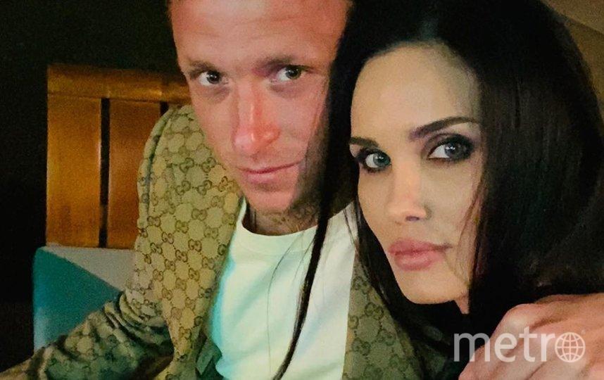 Алана и Павел Мамаевы. Фото instagram.com/alana_mamaeva.