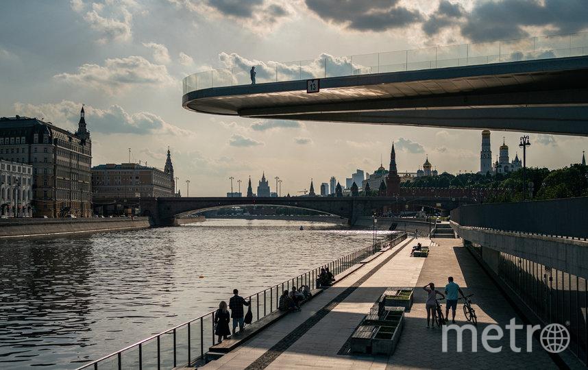 В Москве уже отменён режим самоизоляции. Фото AFP