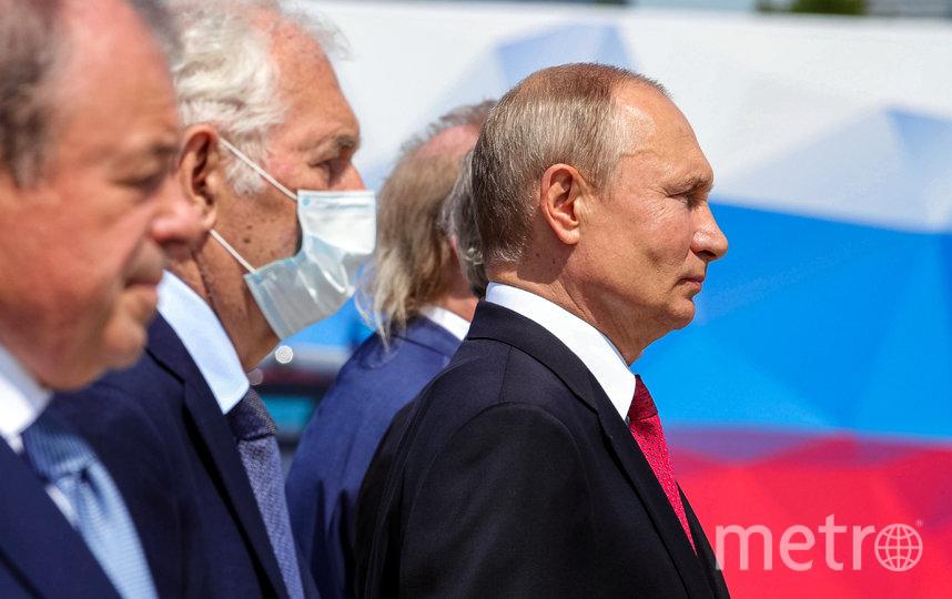 """Президент отметил, что """"с большой долей вероятности"""" у России появится средство борьбы с этим оружием. Фото AFP"""