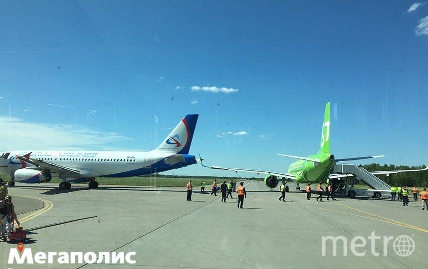 Фото с места происшествия. Фото megapolisonline.ru