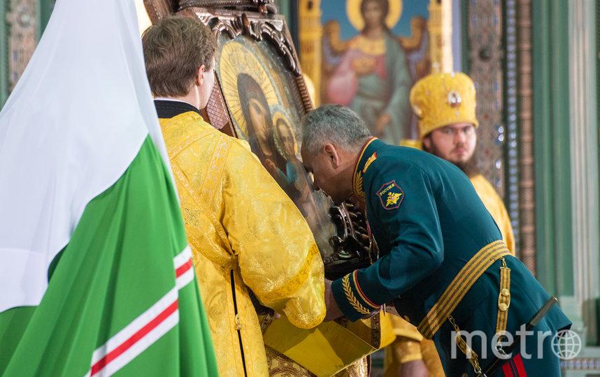 В храме может одновременно находиться до 6 тысяч человек. Фото Андрей Русов