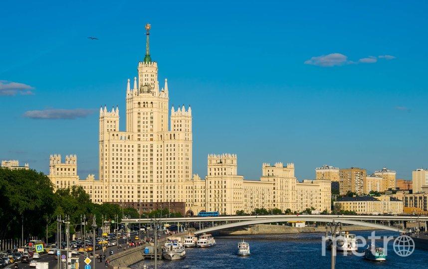 Лето в Москве пока радует. Фото pixabay.com