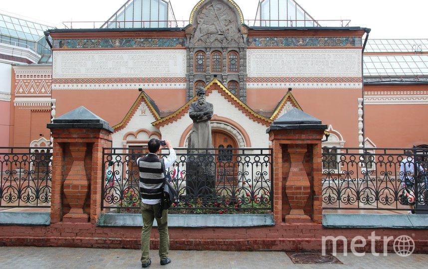 Здание Третьяковской галереи в Лаврушинском переулке. Фото pixabay.com
