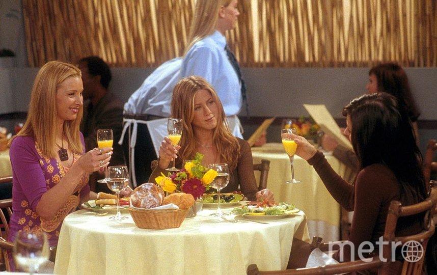 Кортни Кокс - сцена из сериала. Фото архив, Getty
