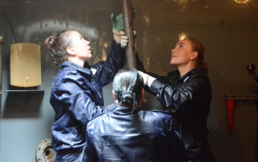 Подготовка экипажа. Фото Минобороны России