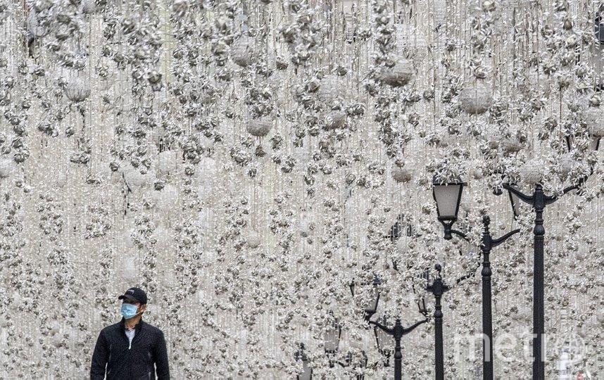 Всего в Москве зафиксировано 207 264 случаев заболевания коронавирусом. Фото AFP