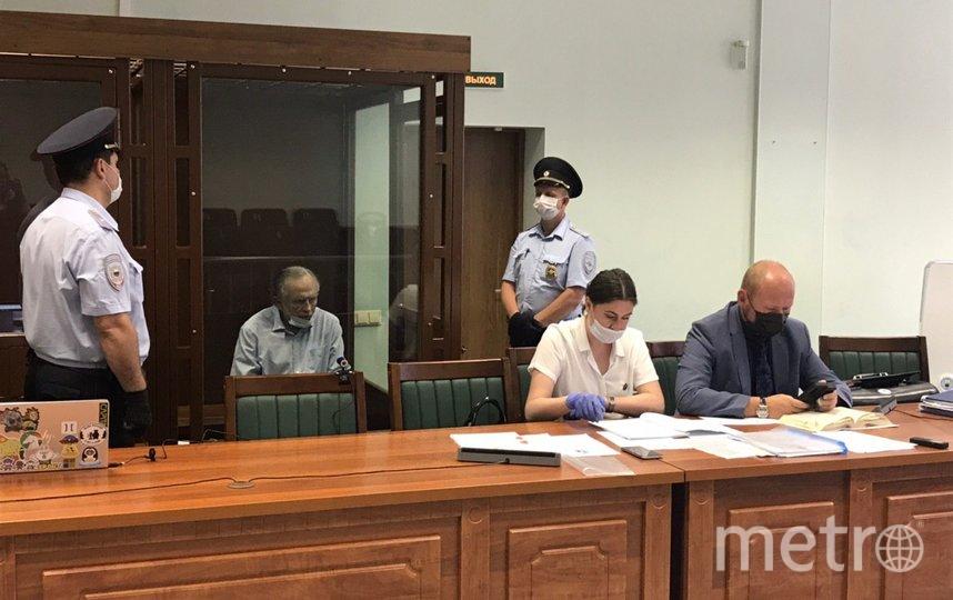 Фото заседания. Фото t.me/SPbGS