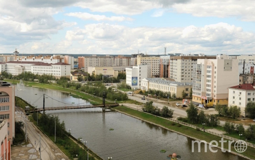 Якутск. Фото РИА Новости
