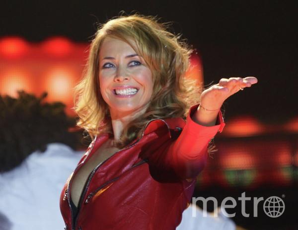 Жанна Фриске. Фото Алексей Куденко., РИА Новости