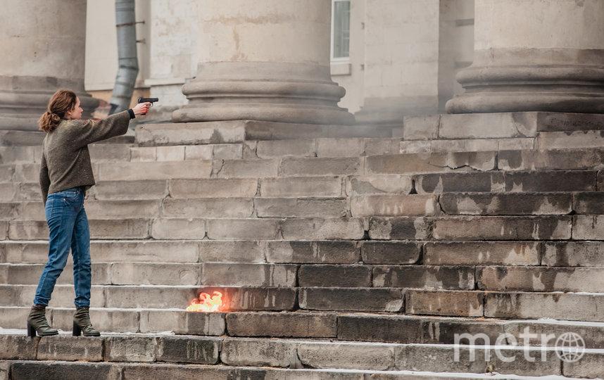 "Кадр из сериала ""Надежда"". Фото Видеосервис Start, ""Metro"""
