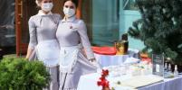Столичные рестораны открыли летние веранды: первые фото