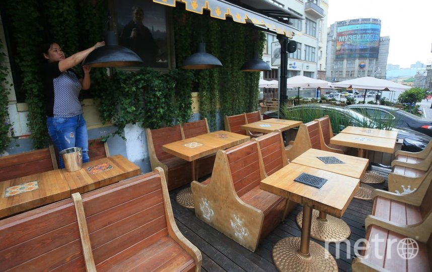 А некоторые рестораны только готовятся к открытию. Фото Василий Кузьмичёнок