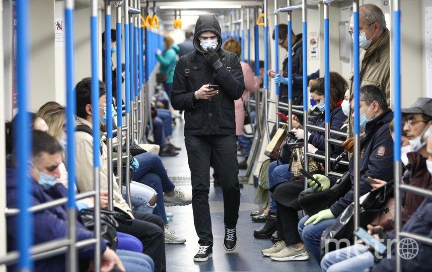 """В качестве эксперимента планируется снизить стоимость поездки на одной из загруженных линий московского метрополитена. Фото Агентство """"Москва"""""""